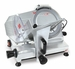 Omcan Meat Slicer manual gravity feed 9 dia knife 120 W Model 21629