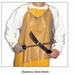 "Omcan (Fma)'Mesh Apron20""W X 34""LStainless Steel, Model# 13534"
