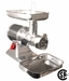 Omcan (FMA) Model FTS-22, #22 Electric Meat Grinder - 1.5 HP, Model# 11053