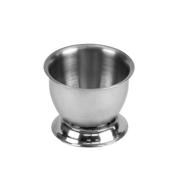 "Thunder Group 2"" X 1 1/2""H Egg Cup, Stainless Steel THUN-SLEC002"
