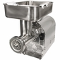 Weston #22 1HP SS Steel Pro Meat Grinder & Sausage Stuffer #08-2201-W
