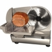 "Weston 9"" Deluxe Meat & Food Slicer, CE and GS Approved"