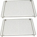 Weston Nonstick 2-Tier Drying Rack Model 07-0156-W