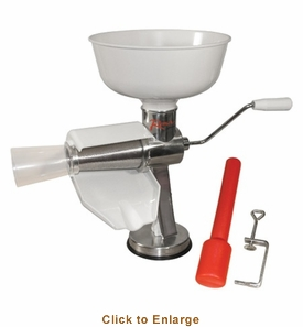 Weston Roma Food Strainer & Sauce Maker, Model# 07-0801