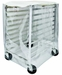 Winco 10 Tier Aluminum Rack Cover