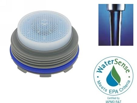 Faucet Aerator 1 8 GPM Cache M21 5 X 1 Size ConservationWareho
