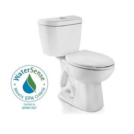 Niagara Stealth™ N7717E 0.8 Ultra High Efficiency(UHET) Toilet - Tank and Elongated Bowl