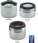 PCA 0.5 gpm Faucet Aerator - Regular Size, Spray Stream