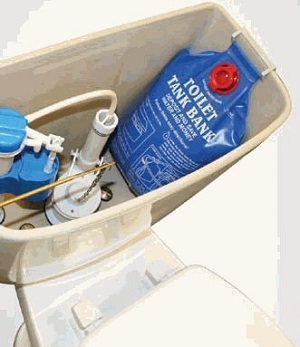 Toilet Tank Bank Save Water With Every Flush