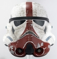 eFX Star Wars Force Unleashed INCINERATOR TROOPER PCR Helmet Replica