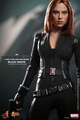 Hot Toys Captain America 2 BLACK WIDOW 1/6 Scale Collectible Figure