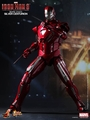 Hot Toys Iron Man 3 SILVER CENTURION 1/6 Scale Collectible Figure