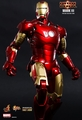 Hot Toys Marvel Iron Man MARK III 1/6 Scale Collectible Diecast Figure