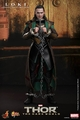 Hot Toys Thor 2 The Dark World LOKI 1/6 Scale Collectible Figure