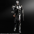 Square Enix Play Arts Kai 2014 Movie Version ROBOCOP 1.0 Action Figure