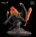 WETA Collectibles Lord of the Rings BALROG SHADOW & FLAME Statue