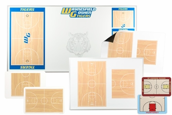 Basketball Dry Erase