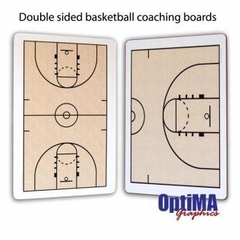 Basketball Dry Erase Lap Boards