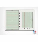 Economy Dry Erase Football Board