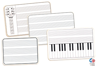 Hand Held Music Lap Boards
