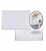 Dry Erase Boards with Lines