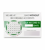Monthly Accident Reporting Kits