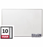 RiteON Non-Magnetic Whiteboards