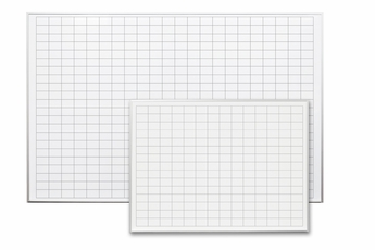 Wall Mounted Grid Whiteboards