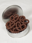 Giant Pretzel Tin Small