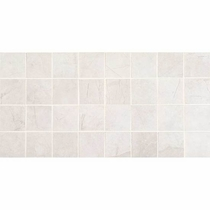 American Olean Bevalo Dove 3 x 3 Mosaic