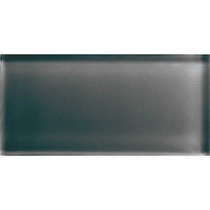 """American Olean Color Appeal Charcoal Gray 4"""" X 12"""""""