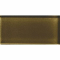 """American Olean Color Appeal Sable 3"""" x 6"""""""