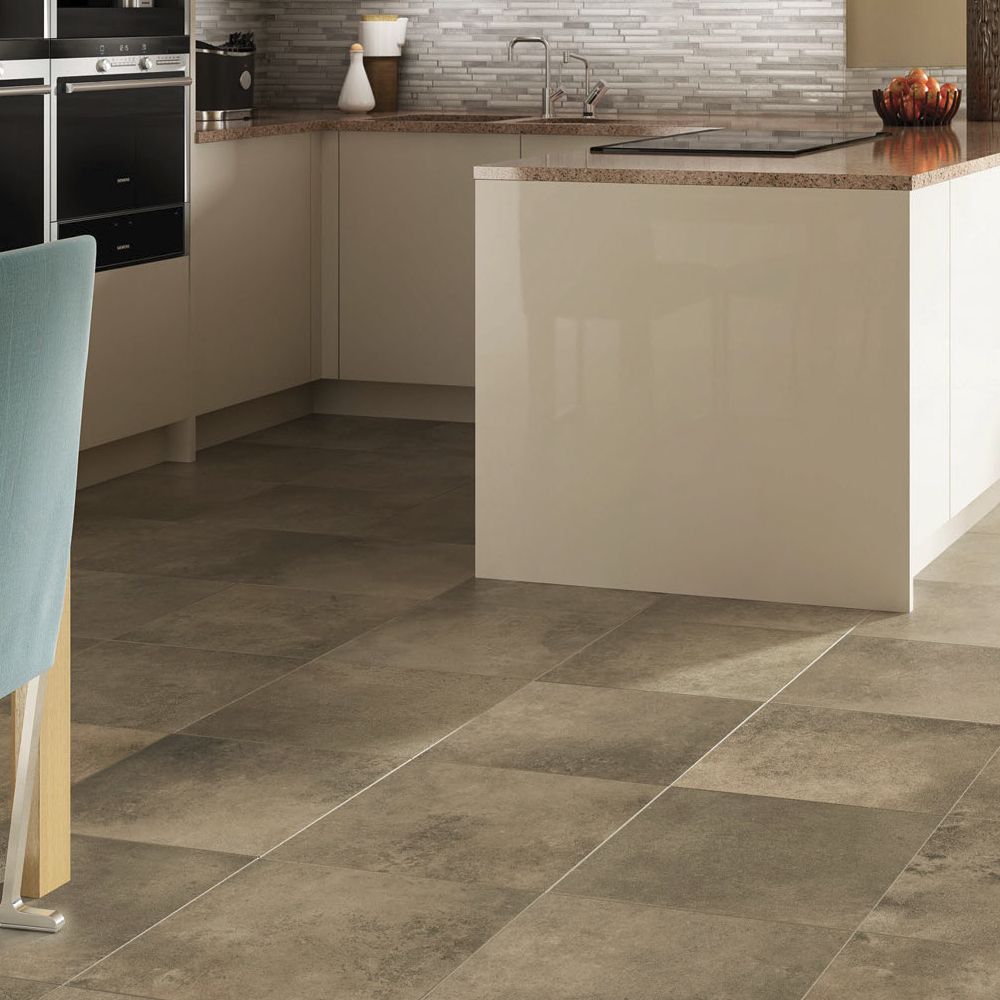 American Olean Fusion Cotto Porcelain Tile Collection