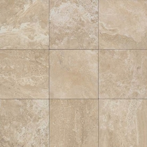 "American Olean Laurel Heights Elevated Beige Porcelain Tile 18"" x 18"""