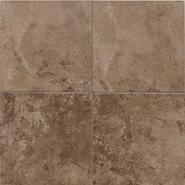 """American Olean Pozzalo Weathered Noce 12"""" x 12"""""""
