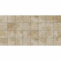 "American Olean Stone Claire Bluff 3"" x 3"" Mosaic"