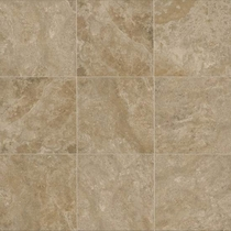 "American Olean Stone Claire Russet 13"" x 13"""