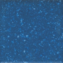 """American Olean Unglazed Colorbody Mosaics Sapphire Sky Speckled 1"""" x 1"""" Mosaic"""