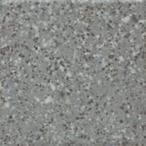 """American Olean Unglazed Colorbody Mosaics Storm Gray Speckled 1"""" x 1"""" Mosaic"""