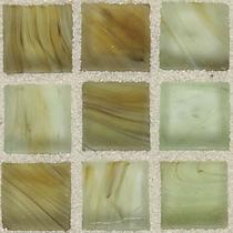 """American Olean Visionaire Meadow Breeze 5/8"""" x 5/8"""" Mosaic Frosted"""