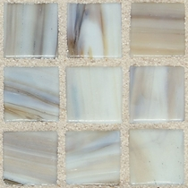 """American Olean Visionaire Soothing Mist 5/8"""" x 5/8"""" Mosaic Frosted"""