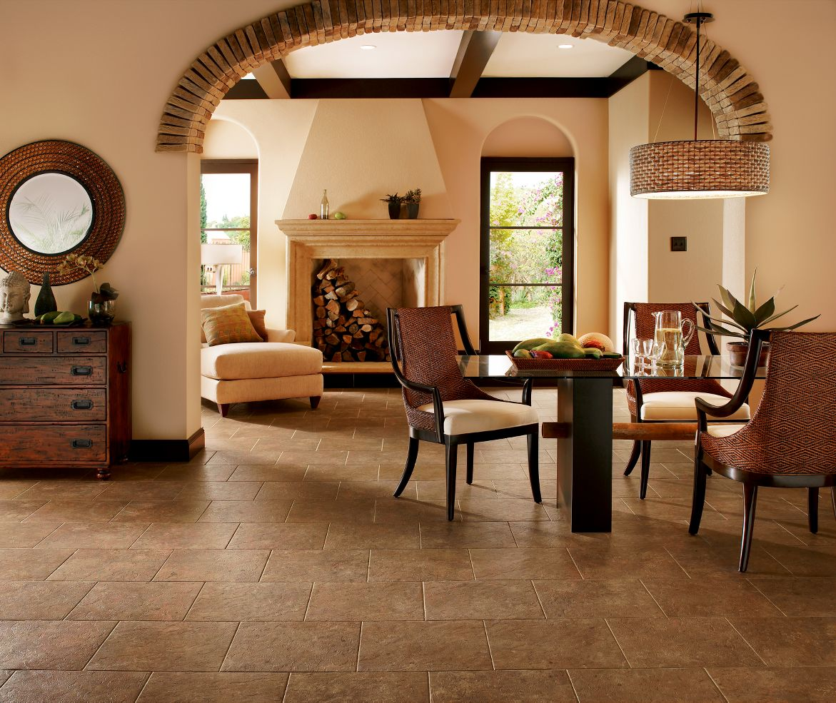 Armstrong Alterna Aztec Trail Terracotta 16 X Luxury