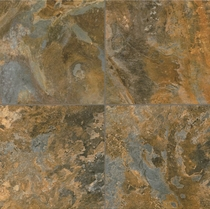 """Armstrong Alterna Reserve Allegheny Slate Copper Mountain 16"""" x 16"""""""