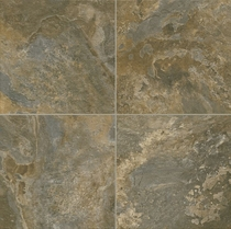 "Armstrong Alterna Reserve Allegheny Slate Italian Earth 8"" x 8"""