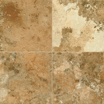 "Armstrong Alterna Reserve Athenian Travertine Honey Onyx 16"" x 16"""