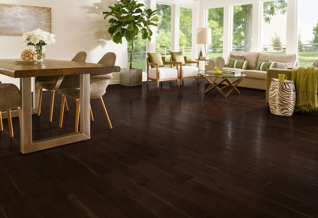 Armstrong American Scrape River House Solid Hardwood