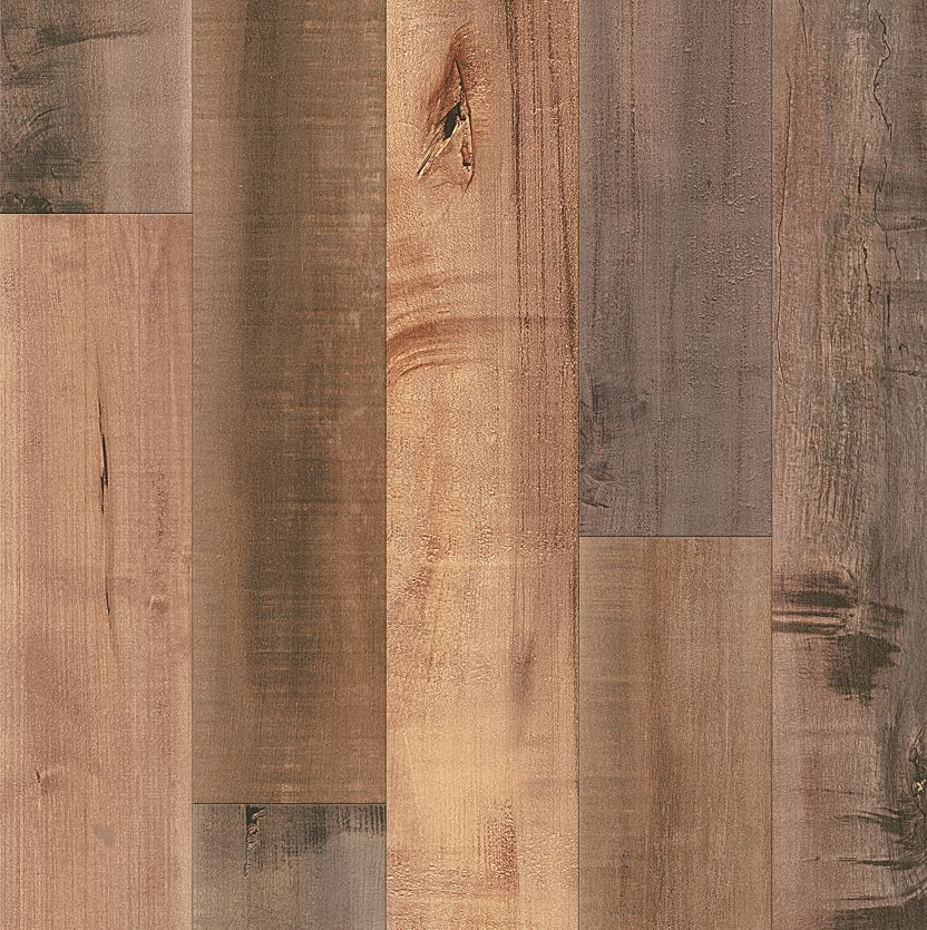 "Global Wood Floors: Armstrong Architectural Remnants 5"" Worldy Hue Laminate"