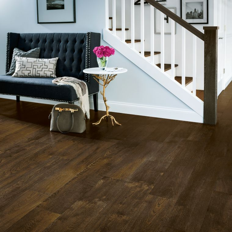 Armstrong Artistic Timbers Timberbrushed Engineered