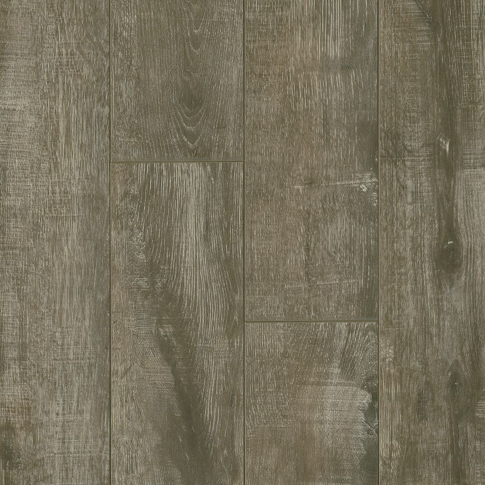 Armstrong Rustics Premium WB Oak Etched Gray Laminate Flooring