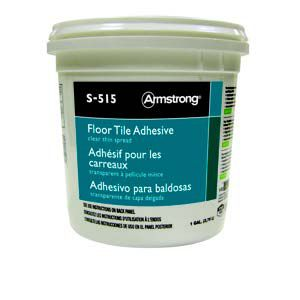 Armstrong S 515 Vct Floor Tile Adhesive